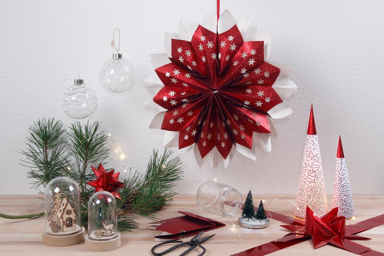 tips på juldekorationer