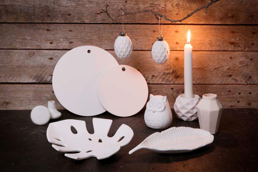 Dekoration: Terrakotta / keramik till dekoration