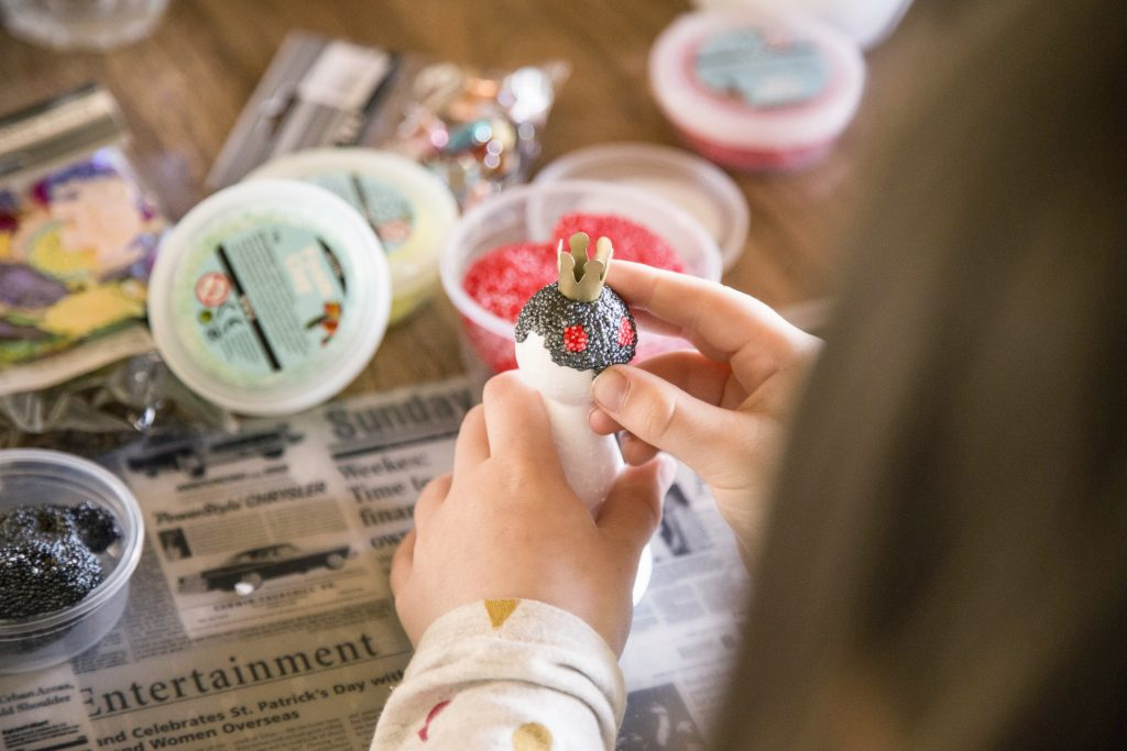 Foam Clay idéer og inspiration - Kreativ med Ungerne