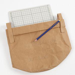 Läderpapper inredning inspiration