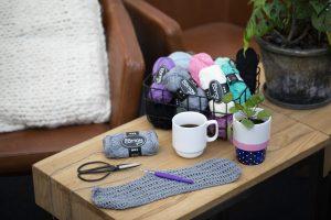 Lær at hækle - den store guide til garn