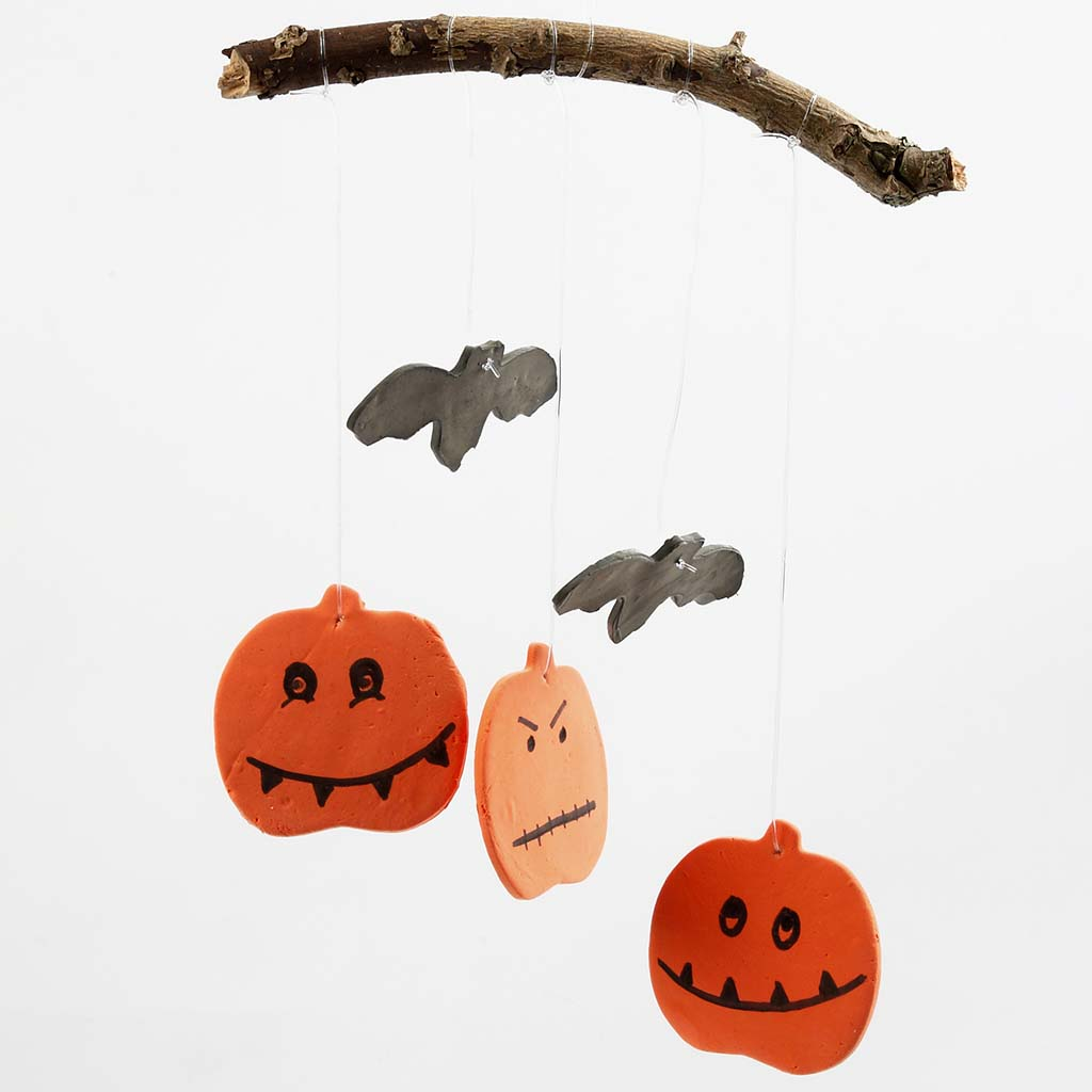 Halloween pumpa till barn