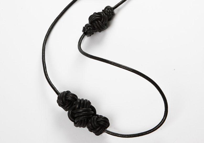 diy smycker smycketillverkning knutna smycken