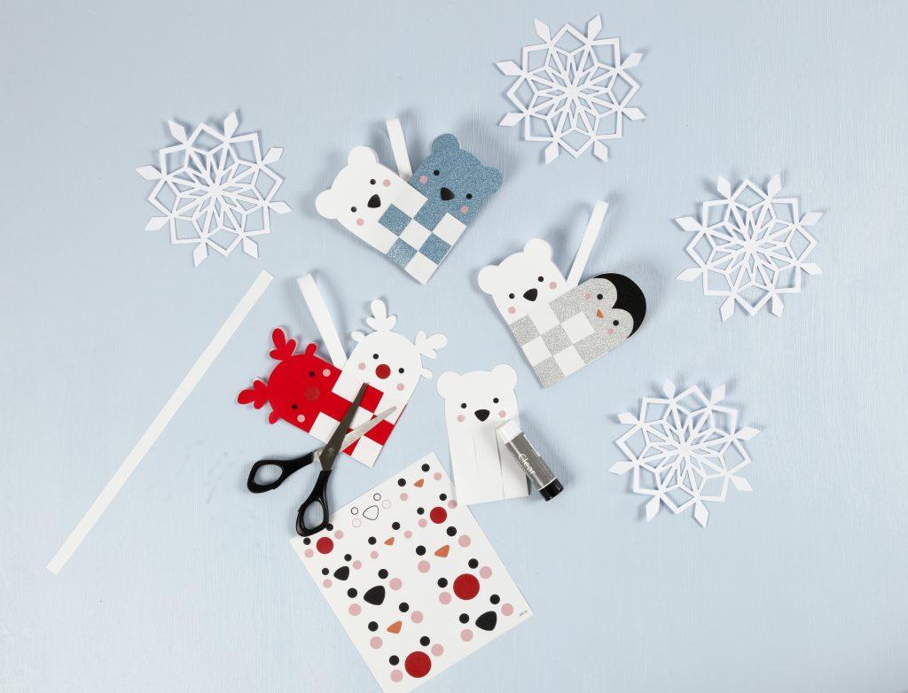 gör eget julpyssel och juldekorationer till jul