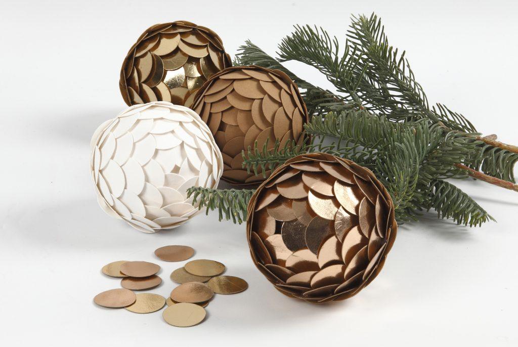 gör själv julpyssel och dekorationer till jul