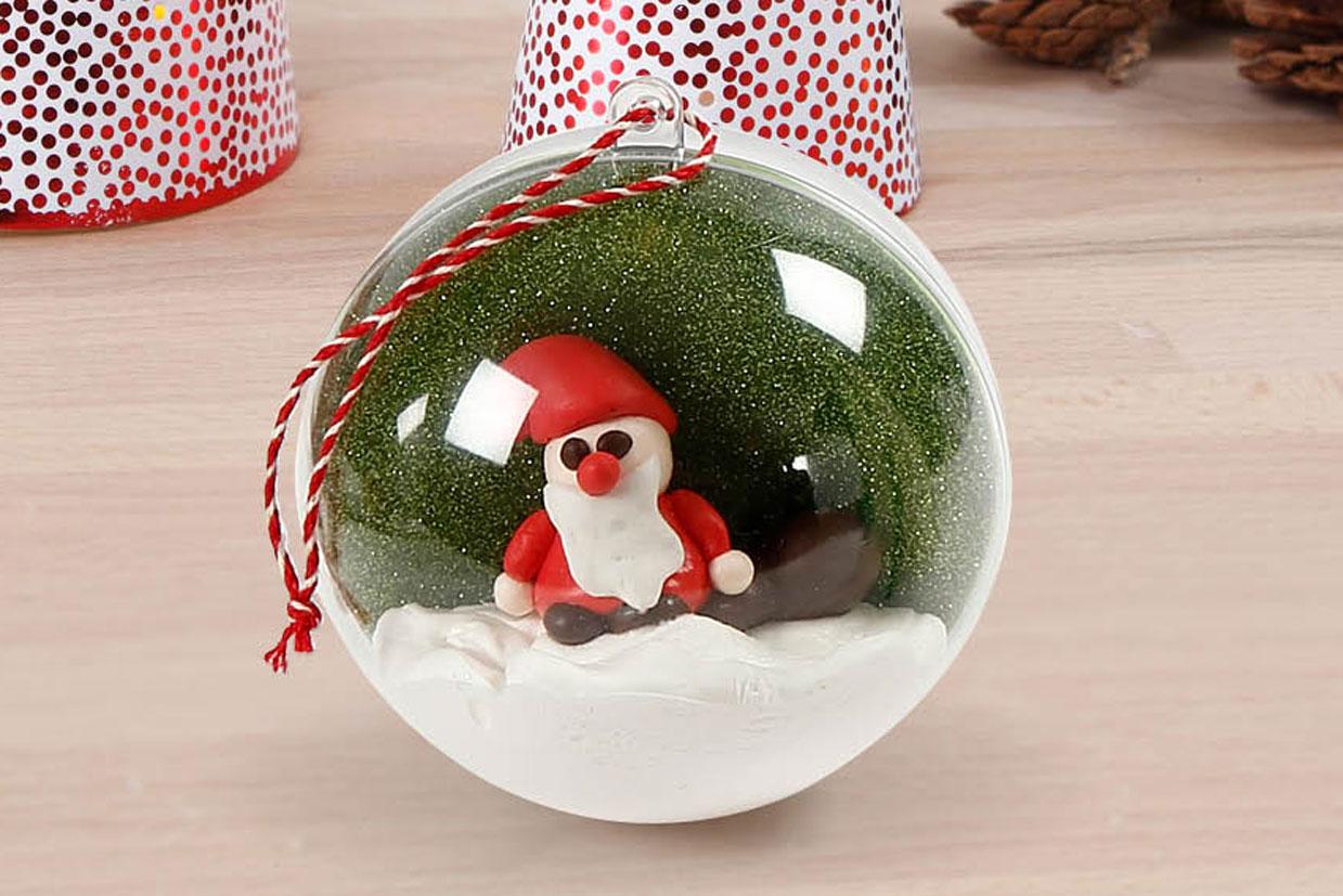 julpyssel kreativa idéer till hemgjorda juldekorationer för hela familjen
