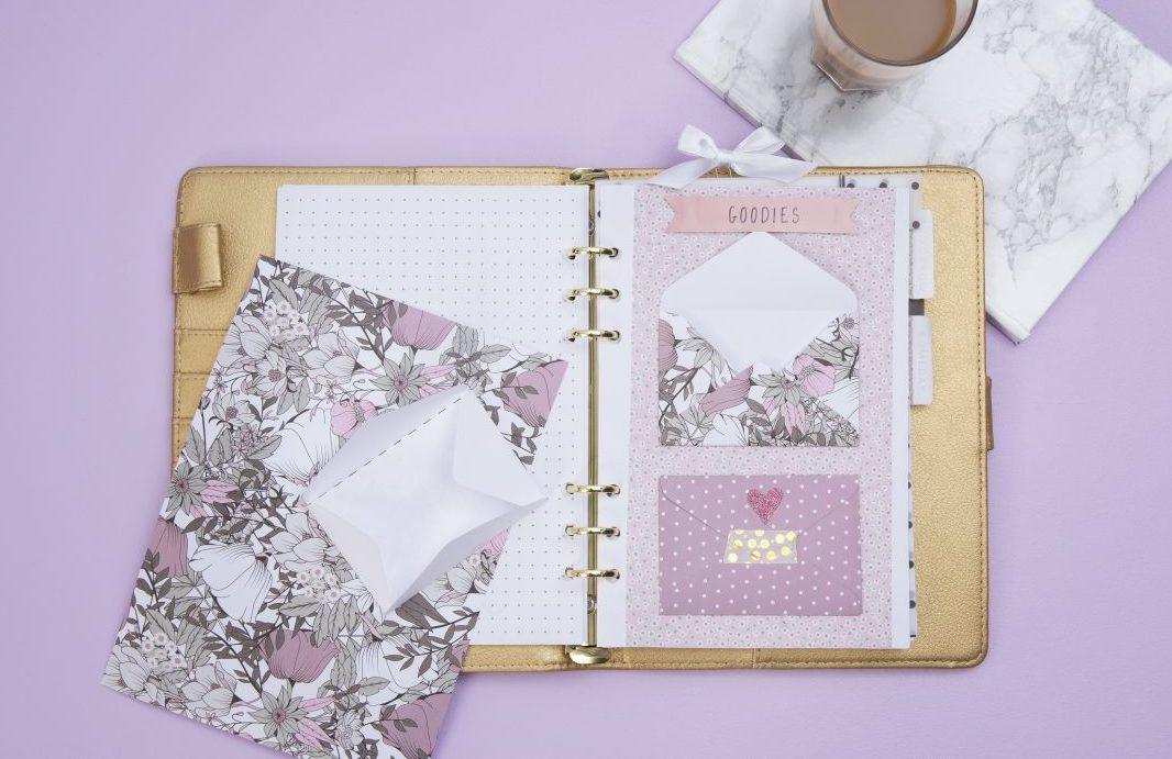 Gör själv en bullet journal och planner - hitta inspiration och idéer här