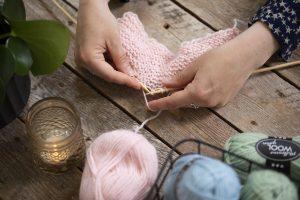 Lær at strikke - den store guide til garn
