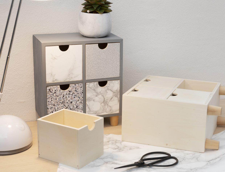 Dekoration på trä DIY - få inspiration till nya tekniker