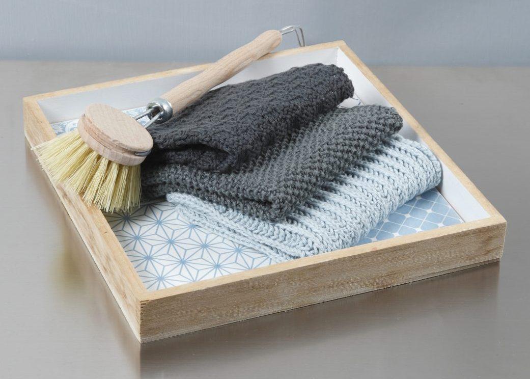 Kreativa idéer med garn - virka, sticka, brodera med punch needle, DIY bonader
