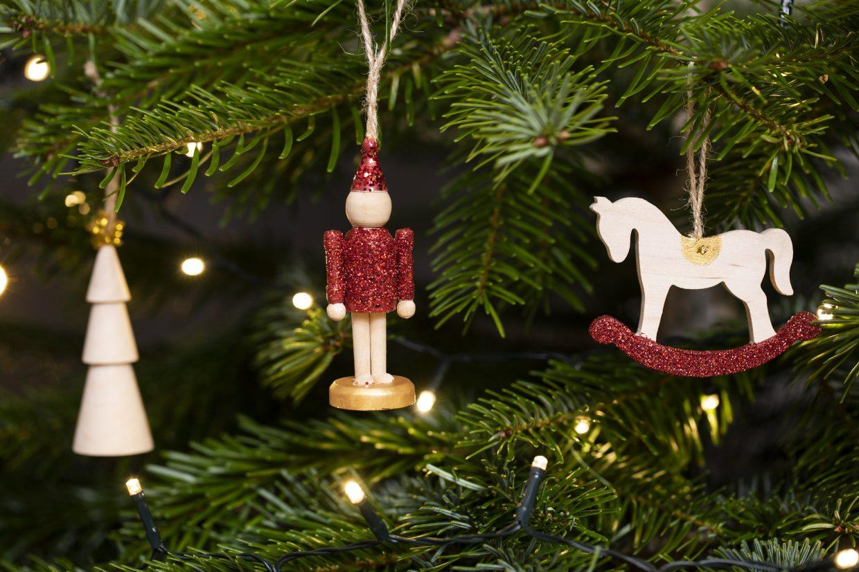 Gör egna julgransdekorationer - DIY juldekorationer för hela familjen