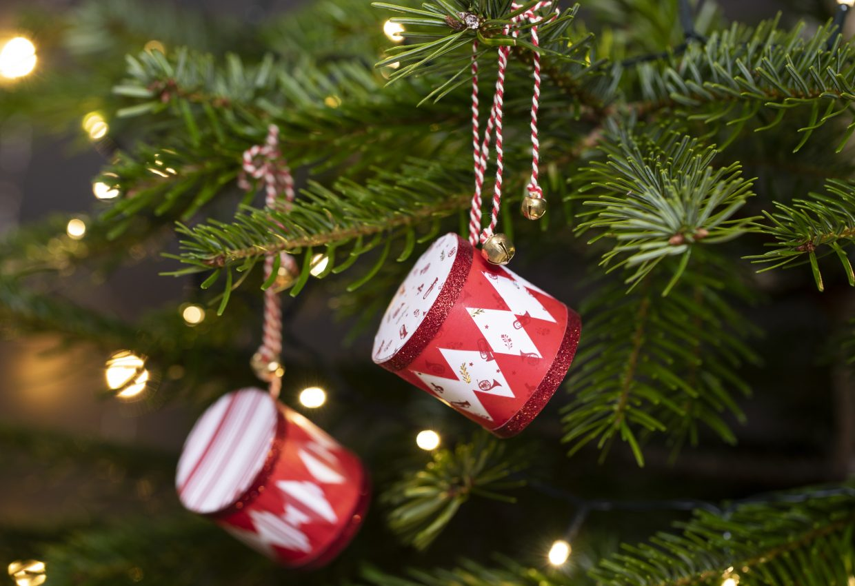 Gör egna julgransdekorationer - DIY julpynt för hela familjen