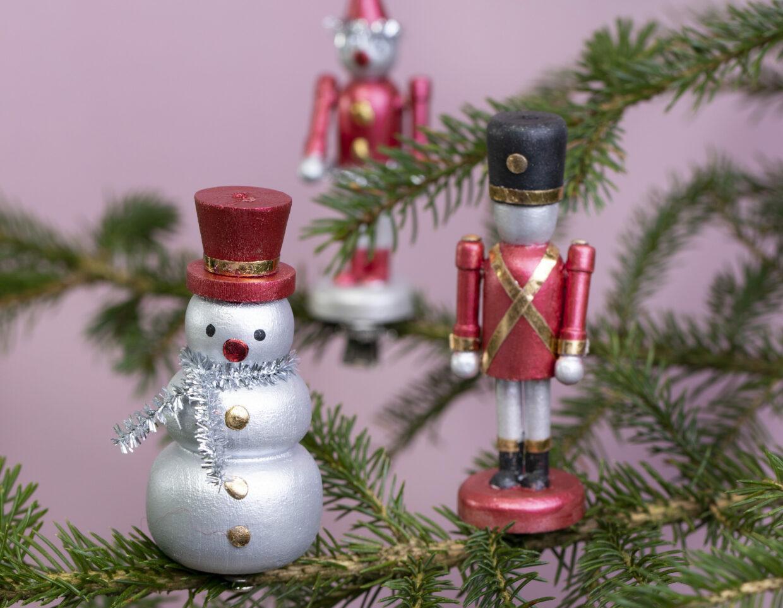 Gör egna juldekorationer med julnyheter 2020