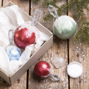 DIY julkulor till dig som älskar hemgjorda juldekorationer