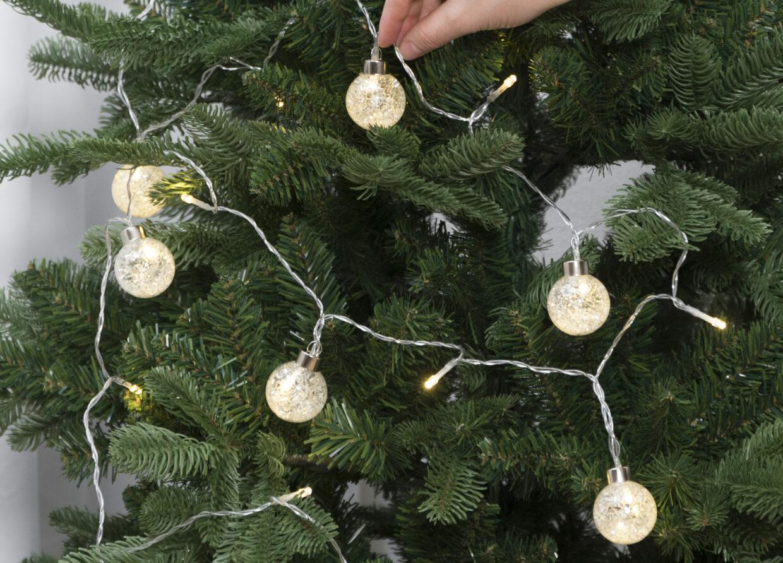 Gör själv juldekorationer med julnyheter 2020