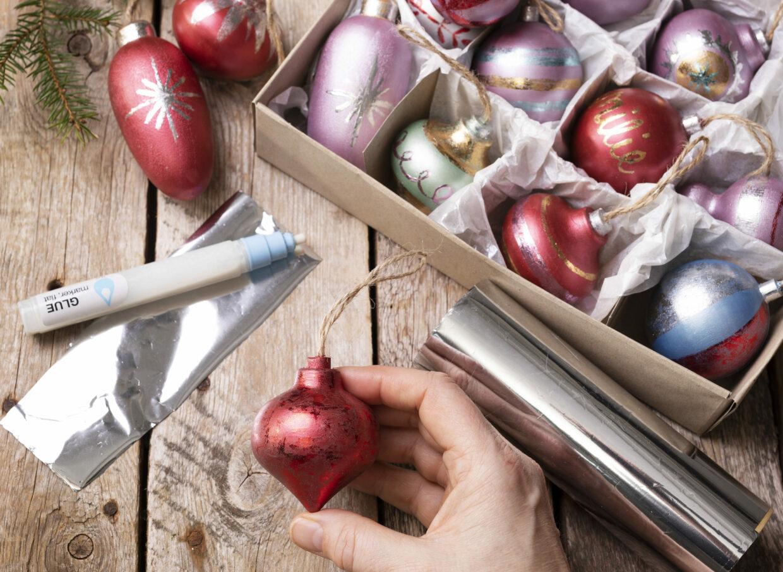 DIY julkulor till dig som älskar hemmagjorda juldekorationerepynt