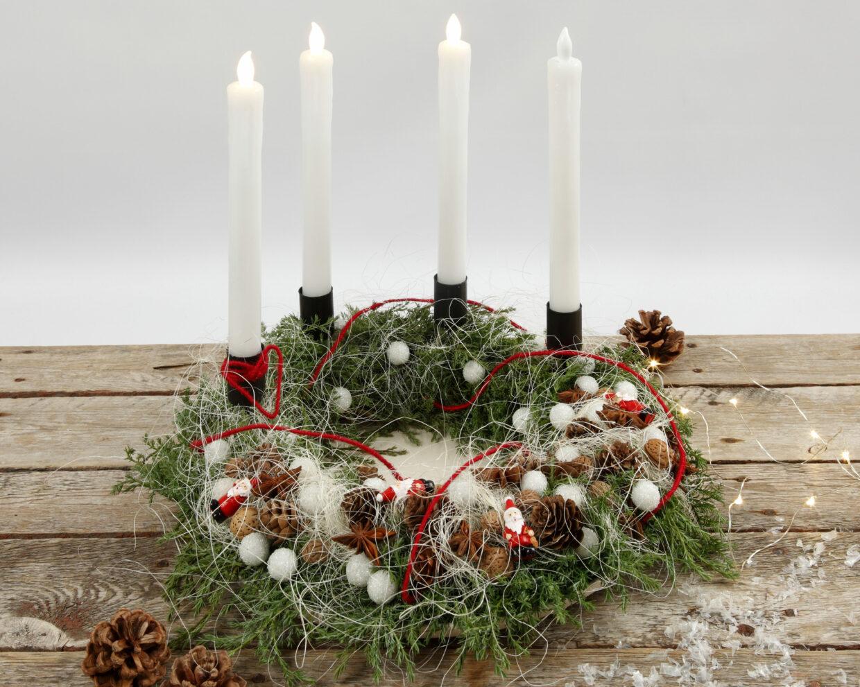juldekorationer till jul med hemgjorda juldekorationer
